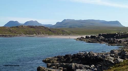 Achnahaird beach