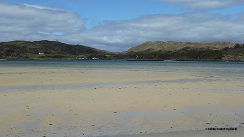 Best beaches in Scotland - Morar Sands
