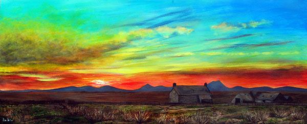 A Caithness Sunset