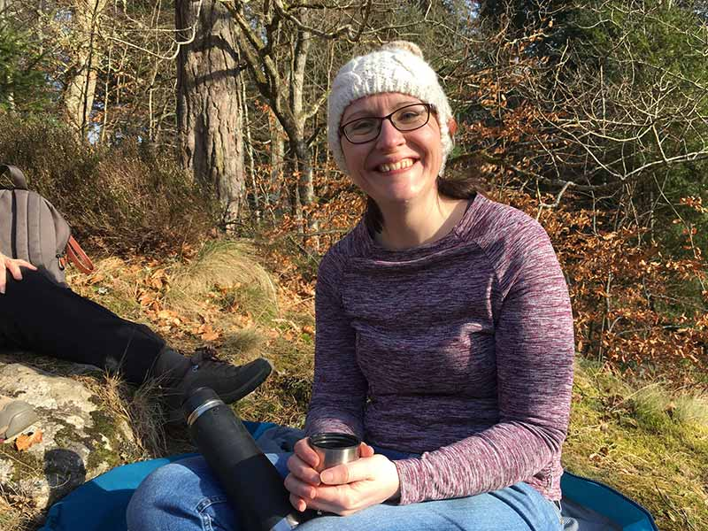 Things to see in Moray - Alison at Randolph's Leap