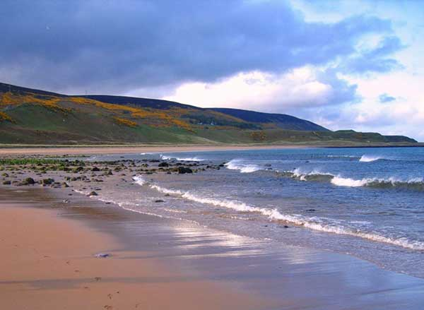 Things to do in Sutherland - Culgower beach