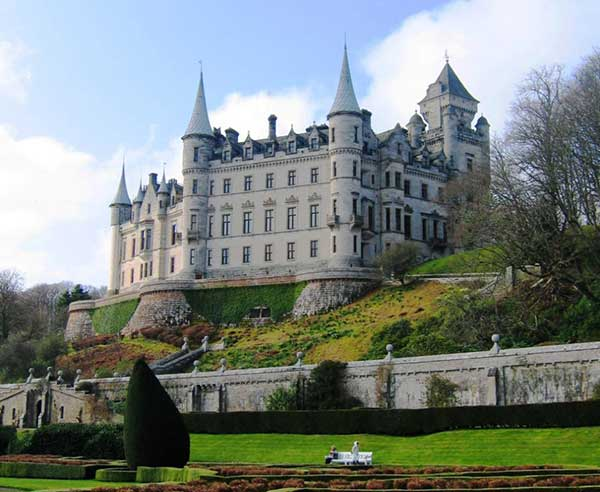 Things to do in Sutherland - Dunrobin Castle
