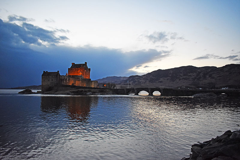 Things to do near Oban - Eilean Donan Castle