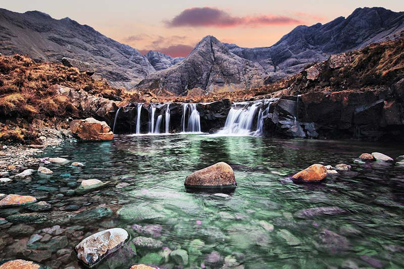 Things to do in Scotland - Fairy Pools Isle of Skye