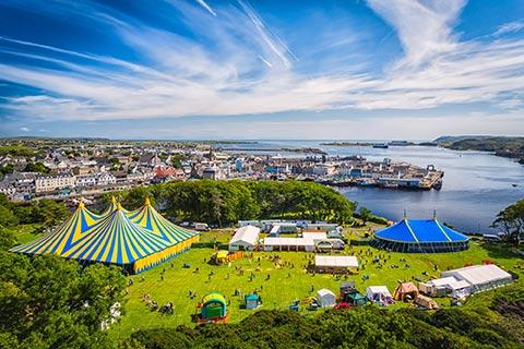 HebCelt Festival site