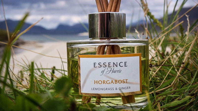 Horgabost reed diffuser - Essence of Harris