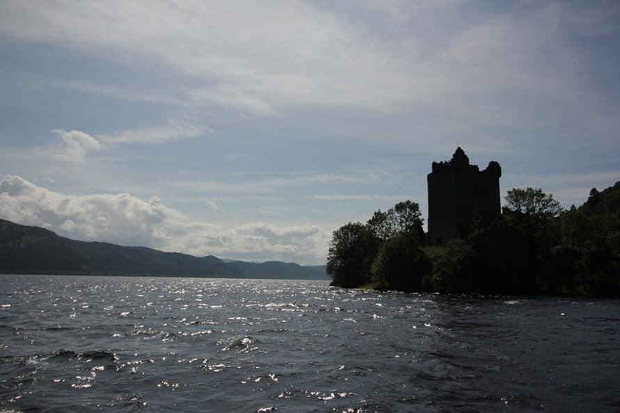 things to do near inverness Loch Ness with Urquhart Castle
