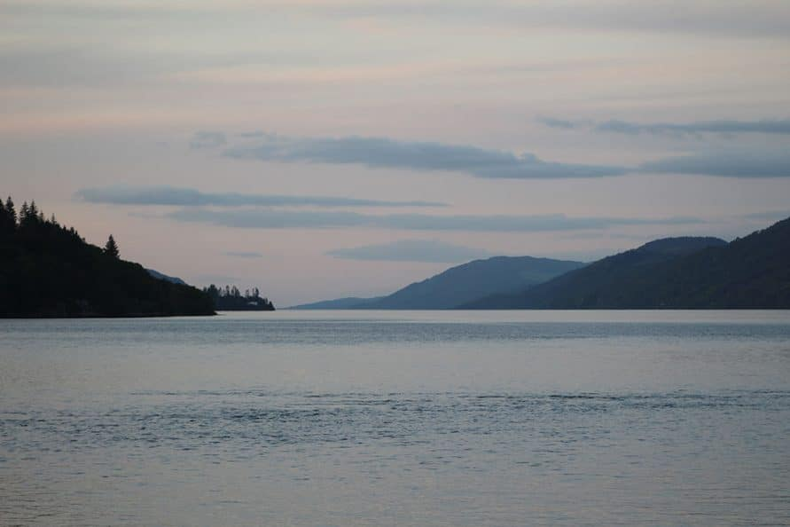 things to do near Inverness Loch Ness from Dores