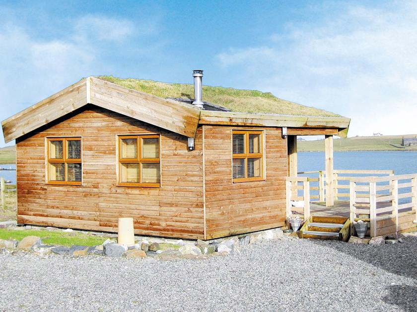 Lochside Cabin North Uist