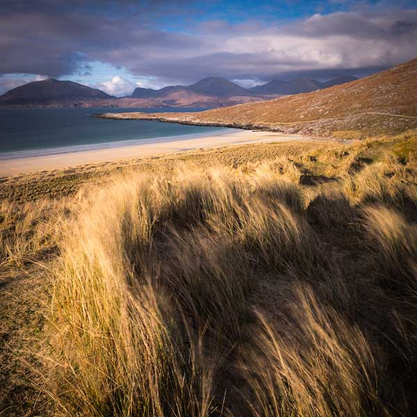 Places to visit in Scotland - Luskentyre beach, Isle of Harris