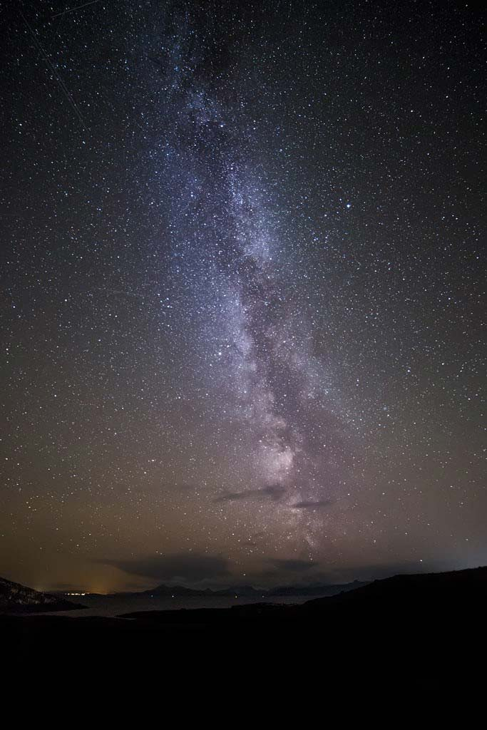 Milky Way by Derek Beattie