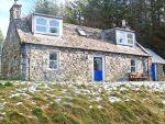 Myrtle Cottage exterior Tomintoul