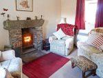 Myrtle Cottage Tomintoul lounge