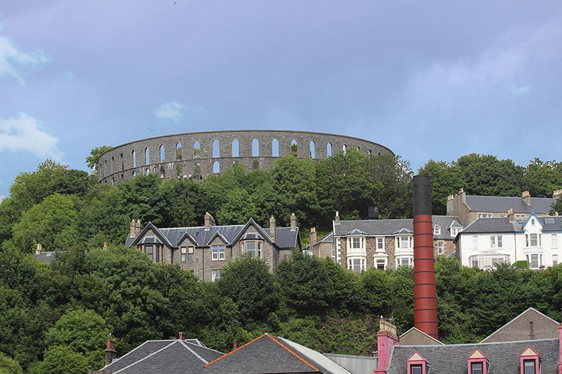 Oban McCaigs Tower - things to do in Scotland