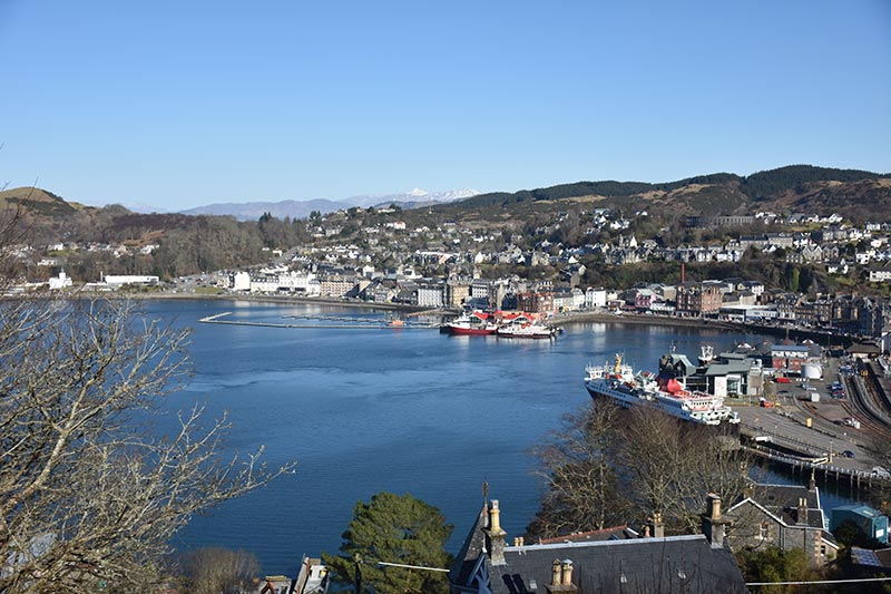 Things to do near Oban - Oban bay