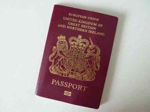 Passport - Do you need a passport to go to Scotland?