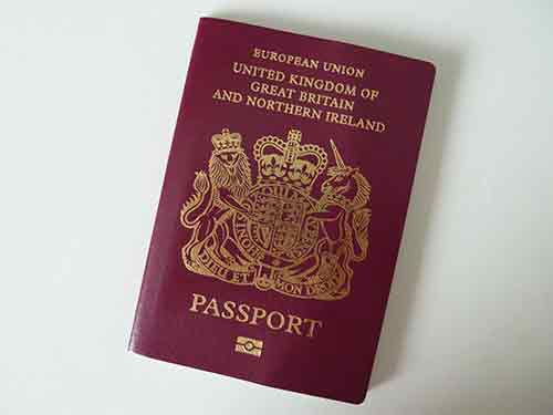Passport - Do you need a passport to go to Scotland?