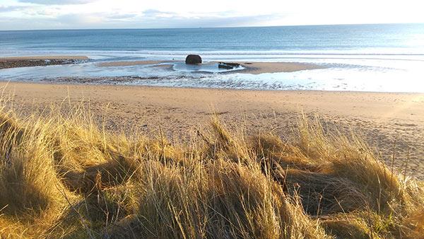 Reiss beach, Wick Scotland
