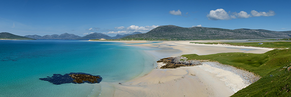 Places to visit in the Scottish Highlands and IslandsSeilebost, Isle of Harris