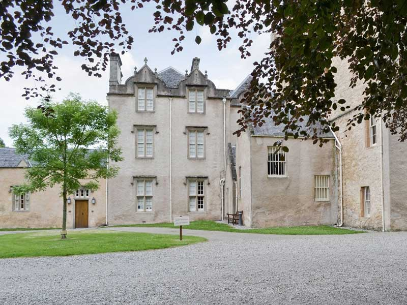 The Laird's Wing Forres exterior