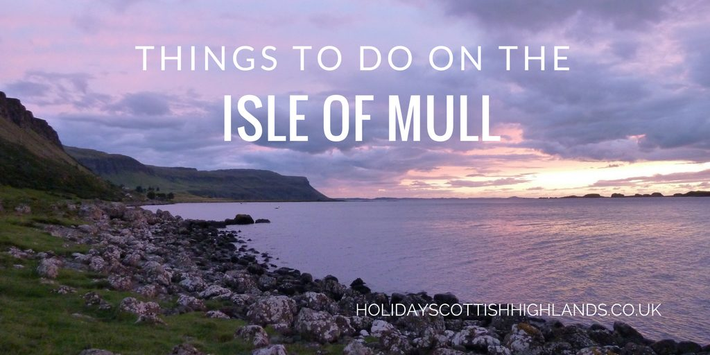 Island Holiday Cottages Isle Of Mull