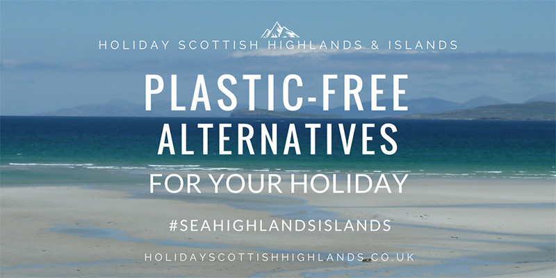 Plastic=free alternatives for your holiday