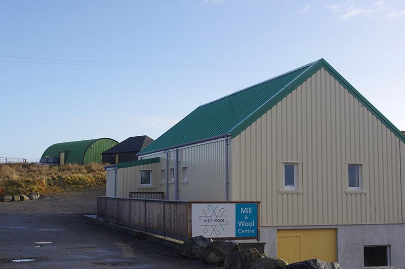 Uist Wool Mill Wool Centre North Uist